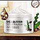 Скраб для тела BioAqua Shea Butter Moisturize Body Scrub с маслом Ши. 120 г, фото 3