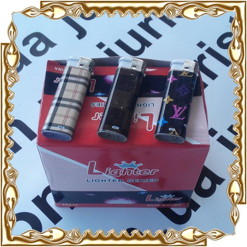 Зажигалка пьезо Lighter (50 шт./уп.)