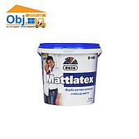 Краска Dufa Mattlatex D100 краска Дюфа Маттлатекс  (1л)