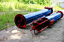 Шнек в сборе без двигателя диаметр - 220 мм, длинна - 12 м, фото 3
