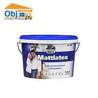 Краска Dufa Mattlatex D100 краска Дюфа Маттлатекс  (2,5л)