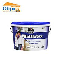 Краска Dufa Mattlatex D100 краска Дюфа Маттлатекс  (5л)