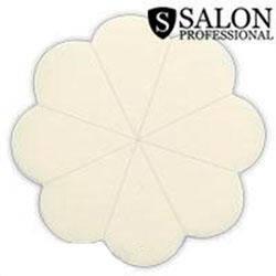 Salon Prof. Спонж 8шт набор латекс ромашка-дольки белые 12452, фото 2