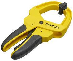 Струбцина Stanley затискач ручний, 100 мм.