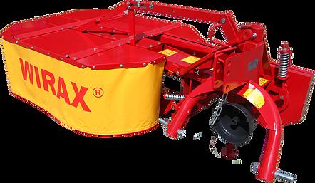 косилка роторная Wirax 1,65 метров, купить недорого роторную косилку для трактора и мини-трактора