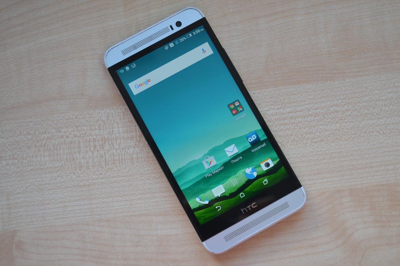 Смартфон HTC One E8 16Gb White Оригинал!