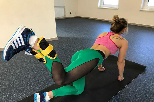 утяжелители для занятий фитнесом