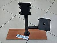 Стойка с верхним креплением дисплея и держателем принтера, фото 1
