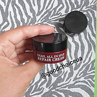 Миниатюра улиточного крема Eyenlip Snail All In One Repair Cream