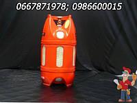 Композитный газовый баллон Safe Gas 12 л  с предохранительным клапаном;