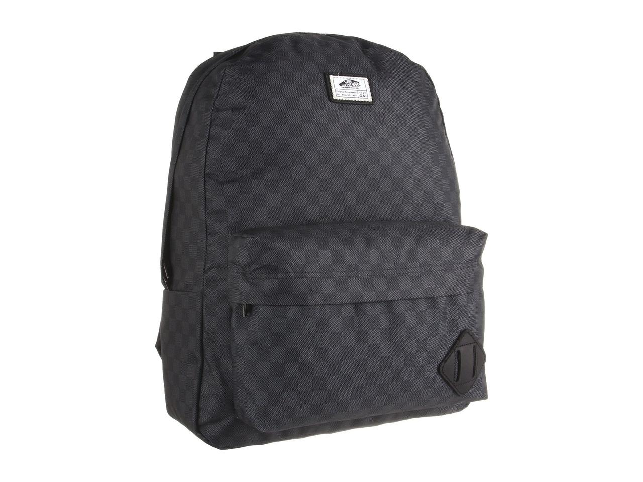 9dd57e0a8cd9 Рюкзак (Оригинал) Vans Old Skool II Backpack Black/Charcoal: продажа ...