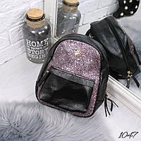 Рюкзак женский  Bless черный 1047 , магазин рюкзаков