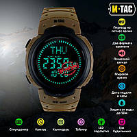 M-Tac часы тактические с компасом койот 50003005, фото 1