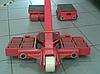 Сверхмощные управляемые платформы скейты X8+Y8, грузоподъемность 16 тн (комплект из 3 тележек)