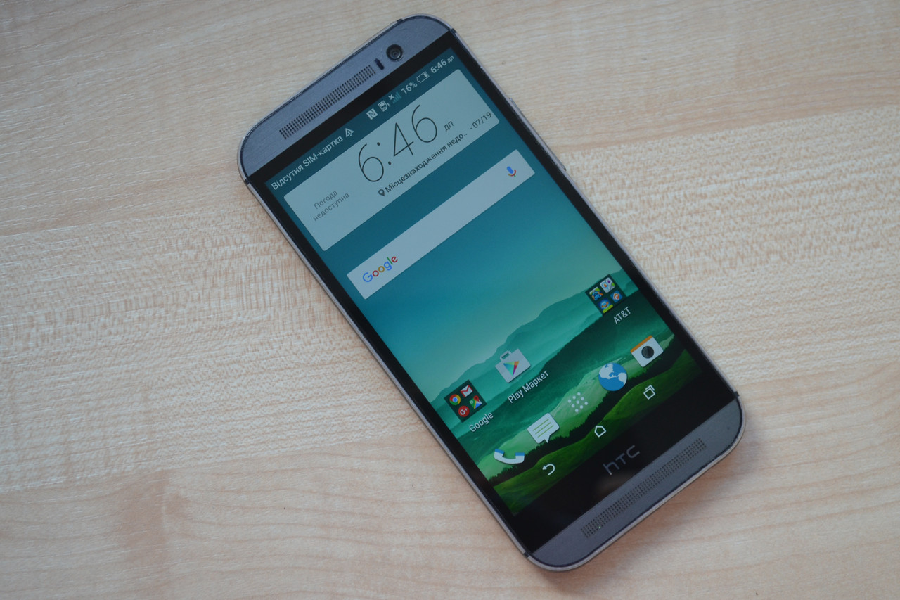 Смартфон HTC One M8 32Gb Gray Оригинал!