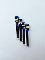 Стержни для механического карандаша 0,5мм, HB, 12шт/туб