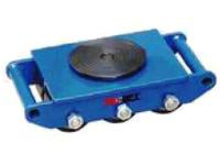 Тележки подкатные скейты СТА-6 с поворотным диском, без ручки, грузоподъемность 8 тн