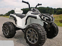Детский Квадроцикл на аккумуляторе M 3156 EBLR-1 белый. Разные цвета.