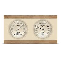 Термогигрометр для бани двойной ТС-4, Saunapro