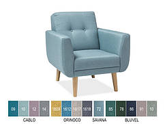 Мягкое кресло Melia 1 (Signal)