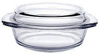 Кастрюля 1,5 л термостекло Firex MS-0294
