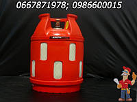 Композитный газовый баллон Safe Gas 35  л с предохранительным клапаном