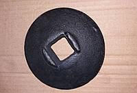 Фланец большой (шайба упорная) на дисковую борону