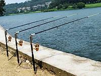 Самоподсекающийся спиннинг 2,1 метра, подарок для рыбака, фото 1
