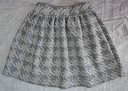 Детская юбка серая (Польша)