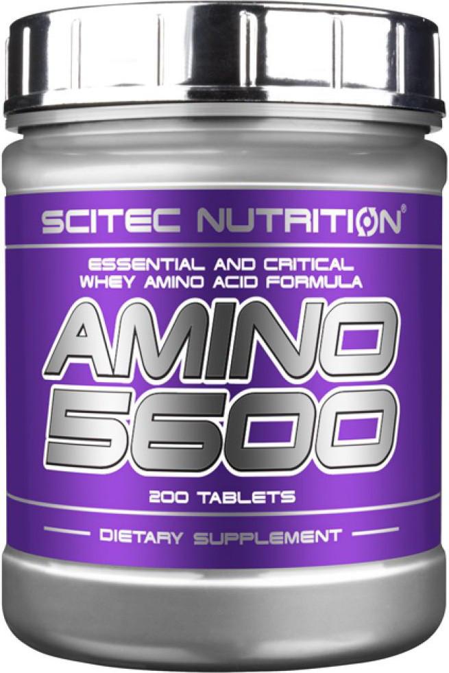 Scitec Nutrition Amino 5600 200 tabs