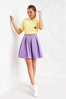 Модные тенденции женских юбок