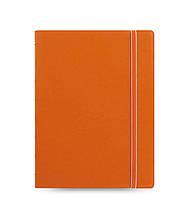 Блокнот Filofax Classic Средний А5 Orange (16,3х21,4 см) (115010) (5015142235628)