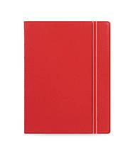 Блокнот Filofax Classic Средний А5 Red (16,3х21,4 см), фото 1