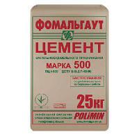 Цемент М-500 Д0 (25 кг) Полимин
