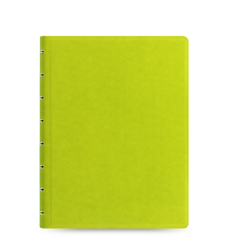 Блокнот Filofax Saffiano Средний А5 Pear (16,3х21,4 см) (115035), фото 1