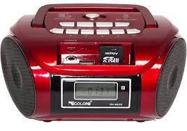 Стерео радио Golon RX-662Q проигрыватель mp3 файлов колонка портативная , фото 2