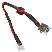 Разъем питания+кабель Acer Aspire E1-531 -1.65mm (PJ072) нов