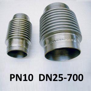 Компенсатор осевой PN10 под приварку