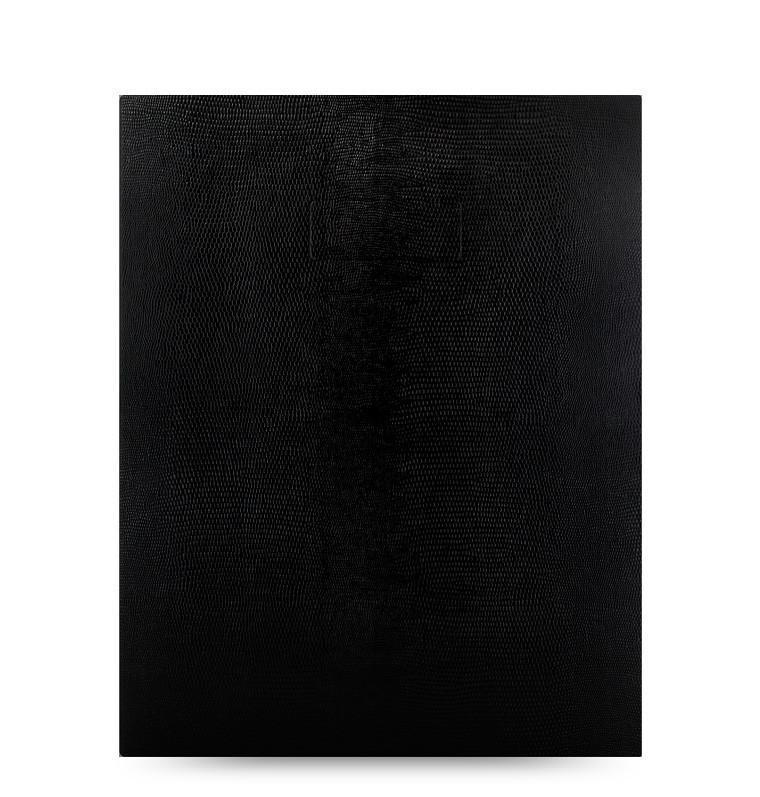 Блокнот Filofax Blueline NotePro Большой Чёрный (24,2х30,7 см) (A4.81), фото 1