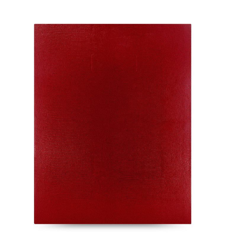 Блокнот Filofax Blueline NotePro Большой Красный (24,2х30,7 см) (A4.83), фото 1