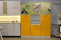 Стенка кухонная с фотопечатью, фото 1