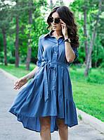 Платье женское (цвета) С180, фото 1