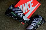Кроссовки Nike Vapor Max TN Plus Neon. Топ качество! Живое фото (Реплика ААА+), фото 6