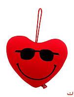 Игрушка-антистресс Сердце в очках 29 SOFT TOYS