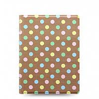 Блокнот Filofax Patterns Pastel Spots Средний А5 (16,3х21,4 см) (115057), фото 1