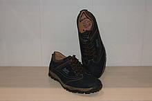 Туфли черные мужские 46-48 р великаны MEKO MELO арт 9906-19.