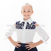 """Блузка школьная """"Влада"""" 3/4 рукав, фото 1"""