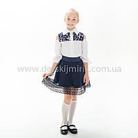 "Школьная юбка ""Ольга"",Новинка 2018 года, фото 1"