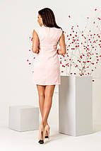 Розовое платье, фото 2