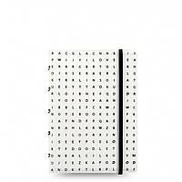 Блокнот Filofax Impressions Карманный Black and White (10,5х14,4 см) (115046), фото 1